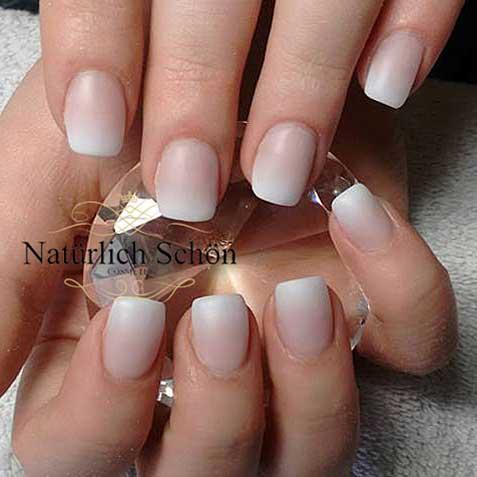 Nails - Babyboomer | Maria Stylingnails Pfaffenhofen