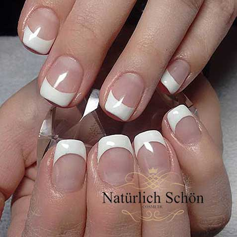 Nails - French | Maria Stylingnails Pfaffenhofen